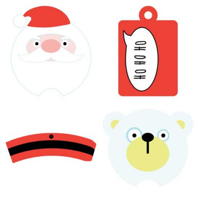 Little Ho-ho-ho-ligans - Cup Characters - PR