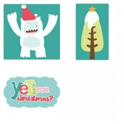 Yeti For Christmas - CS