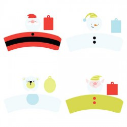 Little Ho-ho-ho-ligans - Cup Characters - CP