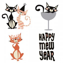 Happy Mew Year - GS