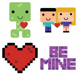 Pixelcraft - Love - GS