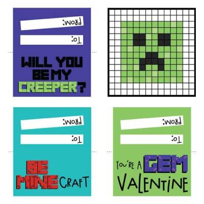 Pixelcraft - Fuse Bead Valentines - PR