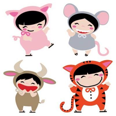 Shengxiao Kids - CS