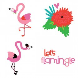 Let's Flamingle - GS