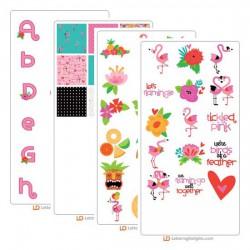 Let's Flamingle - Graphics Bundle
