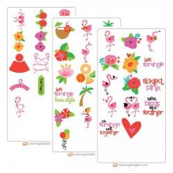 Let's Flamingle - Cut Bundle