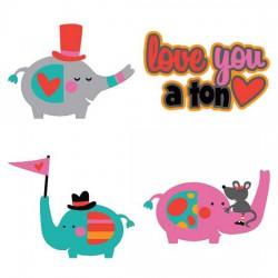Love You a Ton - CS