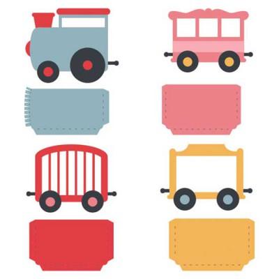 Circus Pals - Train - CP