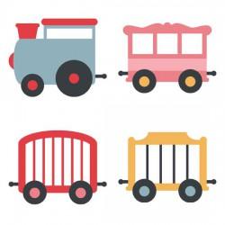 Circus Pals - Train - GS
