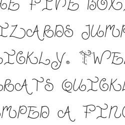 LD Joyful - Font
