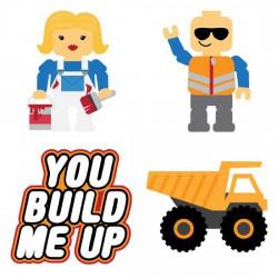 Under Construction - Build Me - GS