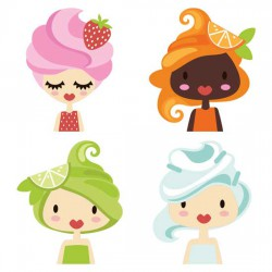 Buttercream Babes - Toppers - GS