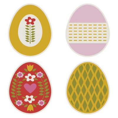 Bunny Babooshka - Eggs - CS