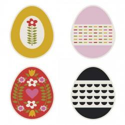 Bunny Babooshka - Eggs - GS