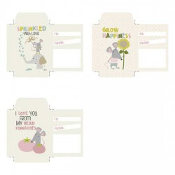 City Mouse Country Mouse - Seed Packets - PR