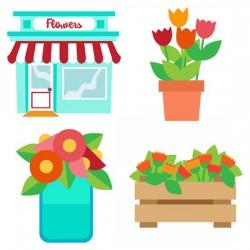Floral Shop - CS