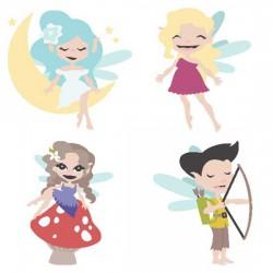 Pixie Tales - CS