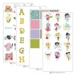 Pixie Tales Graphic Bundle - GB