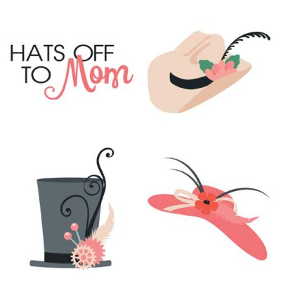 Hats Off To Mom - GS