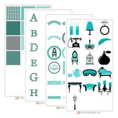 Tiffanys - Graphic Bundle