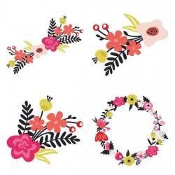 Laurels and Florals - GS