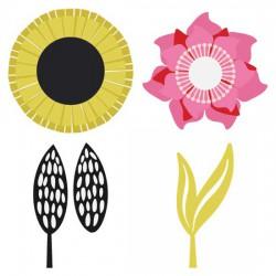 Laurels and Florals - CP