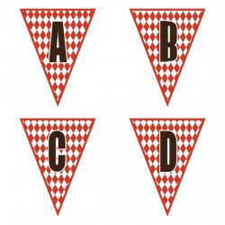 King of the Grill - Pennants - PR