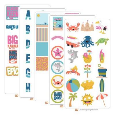 Beachy Keen - Graphics Bundle