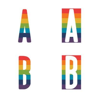 Art Party - Rainbow - AL