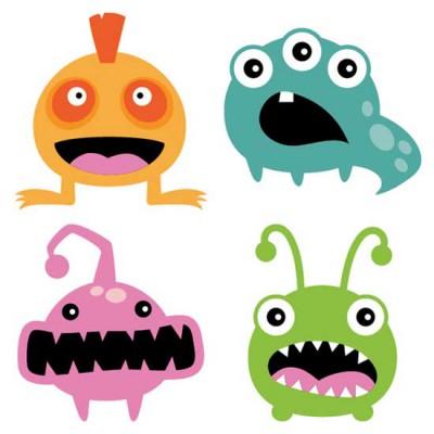 Plushies - Monsters - CS