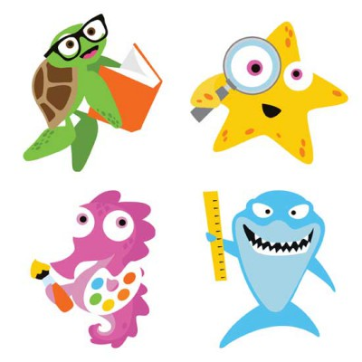 Fish Friends - School - GS
