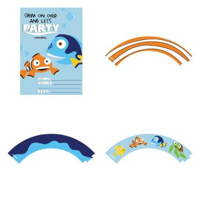 Fish Friends - Party - PR