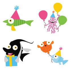 Fish Friends - Party - GS