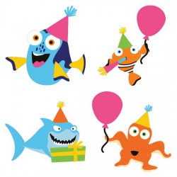 Fish Friends - Party - CS