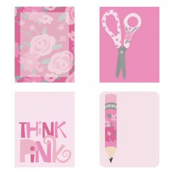 Think Pink - Planner - PR