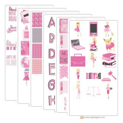 Think Pink - Graphic Bundle