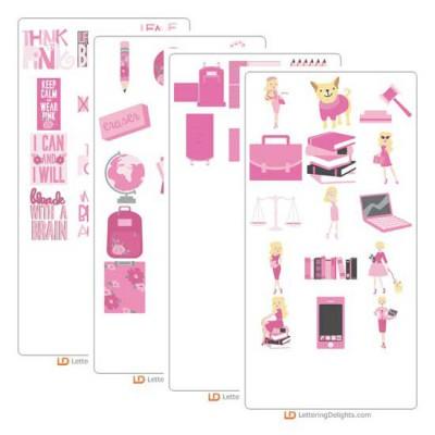 Think Pink - Cut Bundle