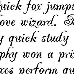 LD Antique - Font