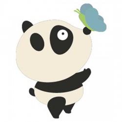 Mr. Panda - Butterfly - CS