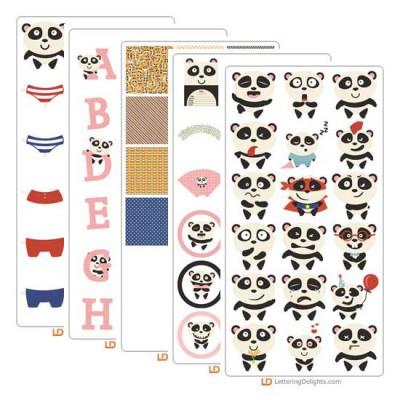 Mr. Panda - Graphic Bundle