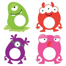 Mini Monster - Lip Balm Holder - CP