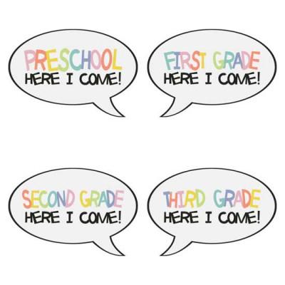 Milestones - Growing Up - Bubbles - CS