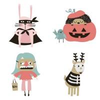 Hinterland - Halloween - GS