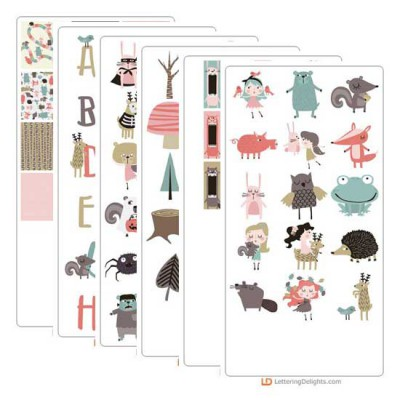 Hinterland - Graphic Bundle