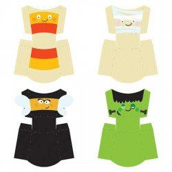 Corny Costumes - Fry Boxes - CP