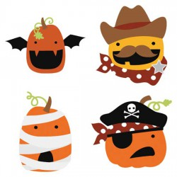 Pumpkin Patch - Costume Party - CS