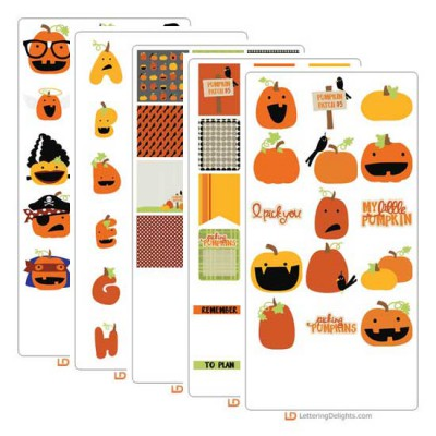Pumpkin Patch - Graphic Bundle