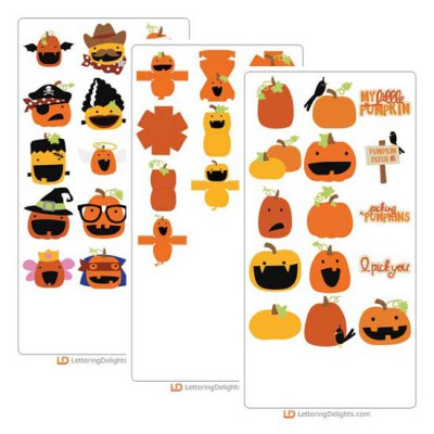 Pumpkin Patch - Cut Bundle