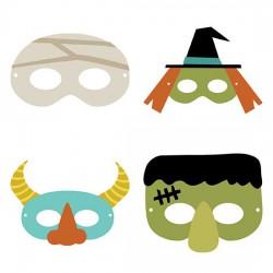Boo-gie Bash - Masks - PR