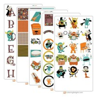 Boo-gie Bash - Graphic Bundle